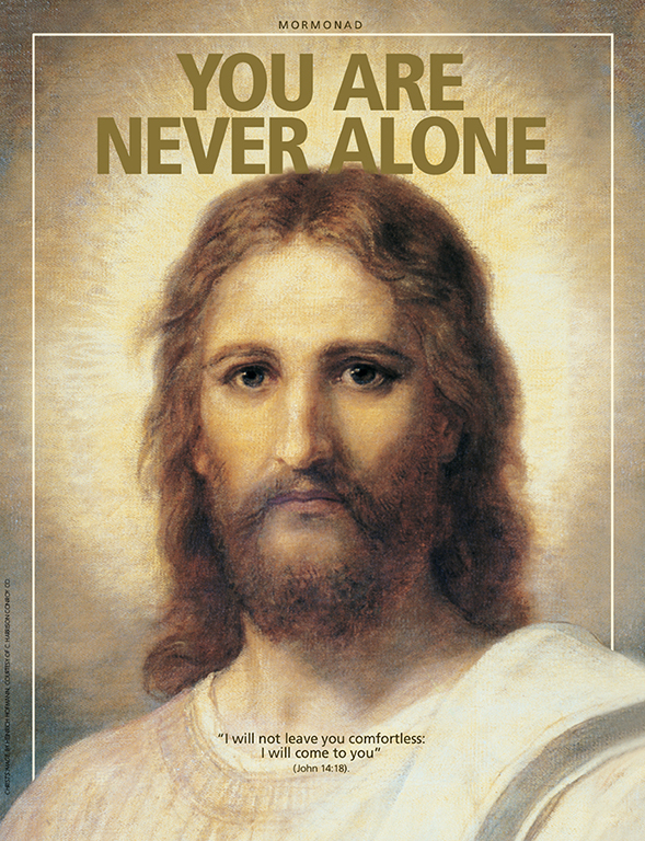 mormonad-you-are-never-alone